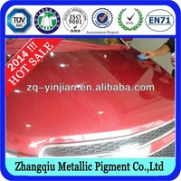 aluminium paste for paint/car paint/plastic coating