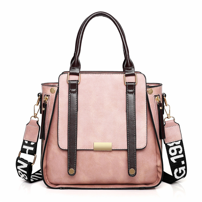 fashion low price handbag 4 in 1 unique designer leather purses and handbags for women