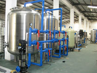 Osmosis Reverse ro system water treatment | 25T/h RO water purifier