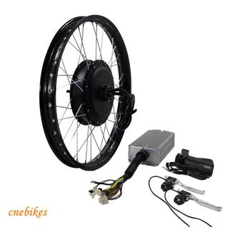 60v 72v 3000w Super power hub motor kit for electric bicycle