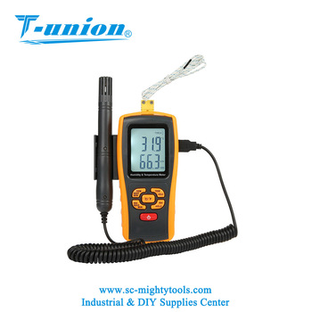 Portable Digital Temperature and Humidity Meter With Bluetooth Communication,Digital Thermometer Hygrometer