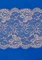 Hongtai fashion Pretty European Lady Floral Garment Chantilly Lace Fabric for Dress