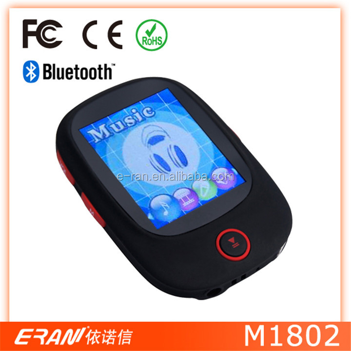 Fashion Design MP4 Player 8GB, Factory Price Digital MP4 Player 8GB with SD Card Slot