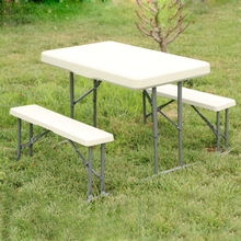 2017 Fancy Square Folding Table Plastic Folding Table And Chair Sale