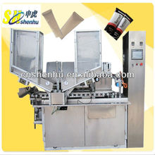 gluewater adhesive sealant tube filling and sealing machine
