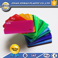 acrylic plastic sheet 2mm flexible perspex material properties