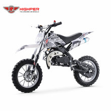 49cc two stroke automatic gasoline off road dirt motorcycle mini cross bike( DB701)
