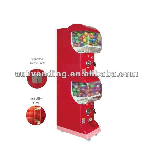 Capsule Station toy vending machine made in China