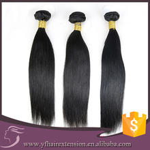"Hot Sale 8A Natural Color 8"" to 30"" Inches Virgin Brazilian Human Straight Hair"