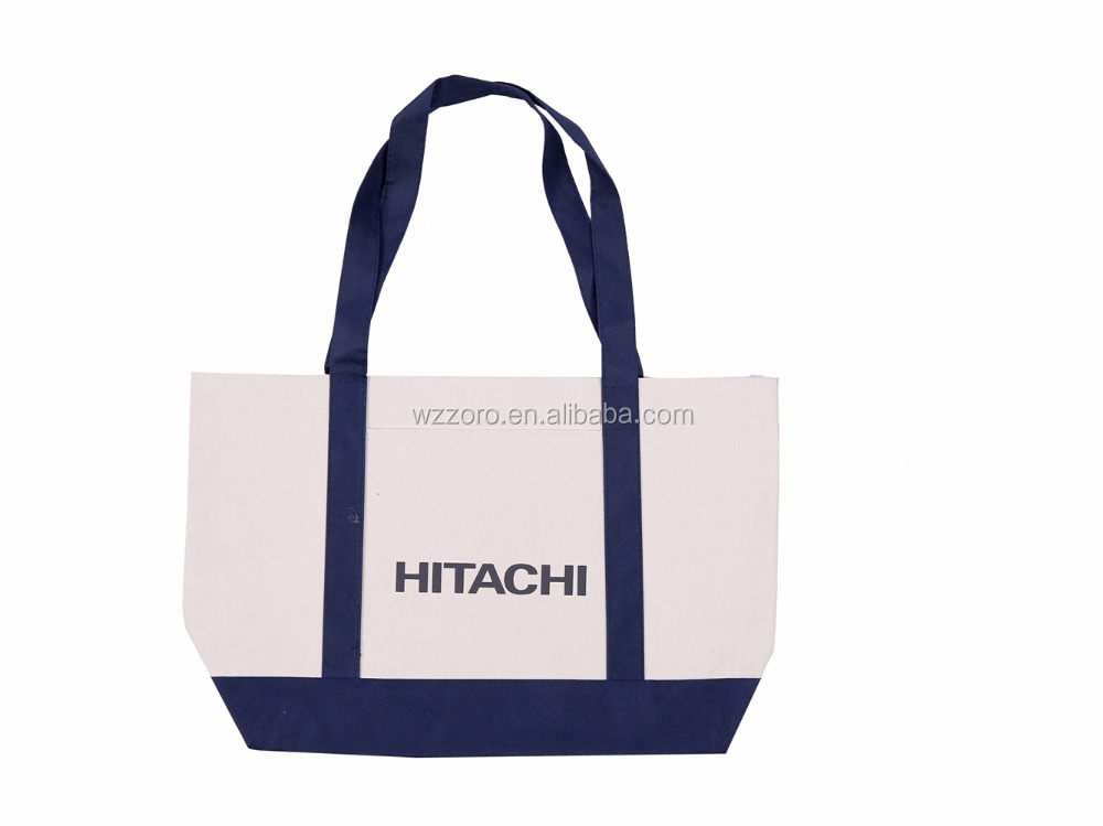 2016 new high quality cotton canvas bag