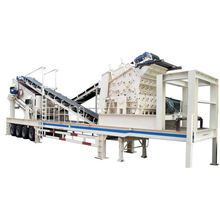 Mobile Crusher portable crushing plant