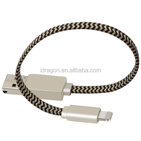 special design 2in1 usb cable for iphone charger