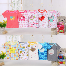 Wholesale Low Price Baby Girl T-shirt 100 Cotton Organic Kids tshirt Private Label Short Sleeve Baby T Shirt
