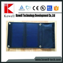 2018 out door carry use China factory fabric customized high quality flexible mini folding portable cheap solar panel