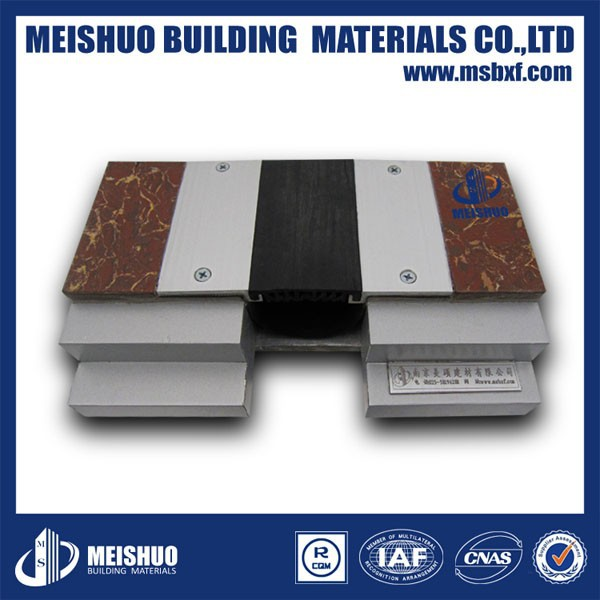 Best Building Materials Concrete Floor Thermal Rubber Expansion Joint Covers