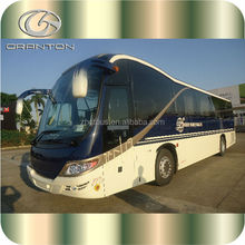 good price for 12m CUMMINS engine passenger coach GTZ6120 tour bus