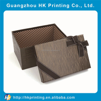 Wholesale set paper package box for wine