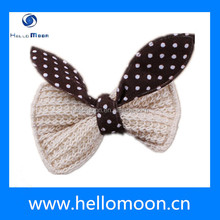 Elegant and Fashionable Ribbon Bow Tie Dog Hair Accessories