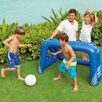 mini outdoor inflatable kids soccer ball toy