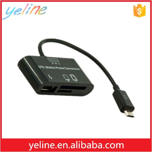 3 different memory card reader for Lenovo K3/ VIBE K5/P1