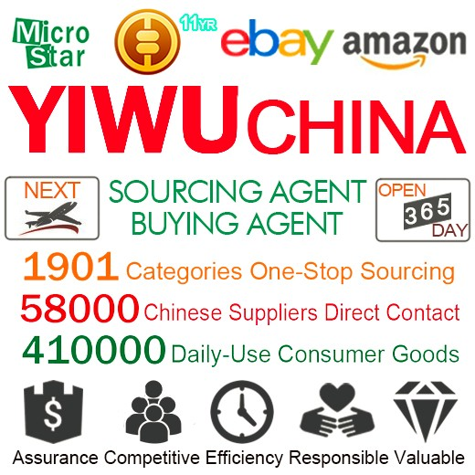 Professional Valuable China Buying Agent Amazon Purchasing Agent Yiwu Wholesale Market Shipping Commission Sourcing Agent