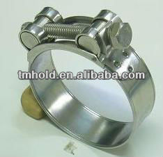 30mm Bandwidth Heavy Duty Clamp with Single Bolt (THQL06)