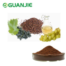 OPC Proanthocyanidin procyanidin 95% Grape Seed Extract for Antioxidation and Anti-aging skin care