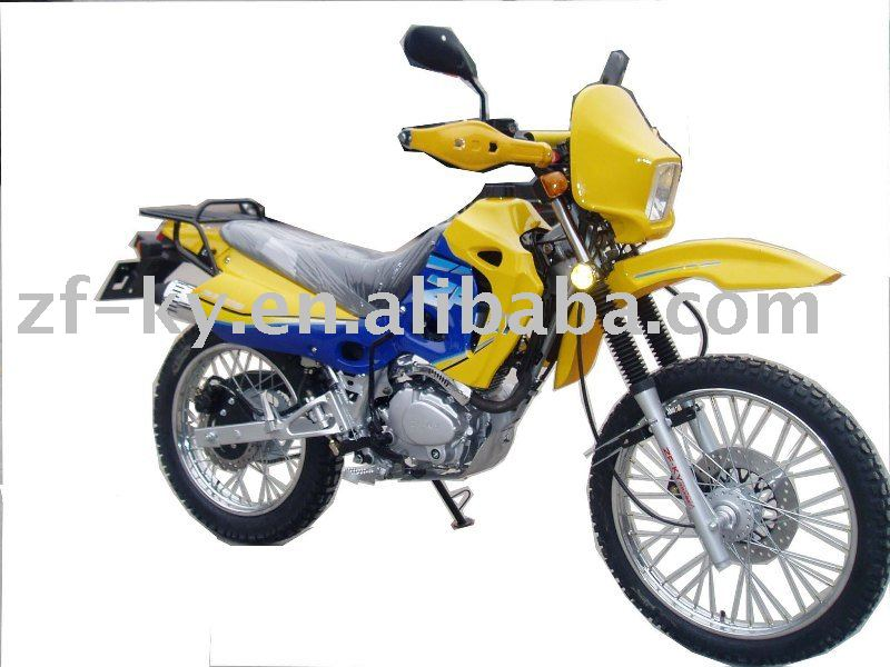 ZF125GY(III) Chongqing off road motorcycle, dirt bike 125cc, super motorcycle, new model 2012