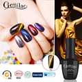 Noble Color Cats Eye Coat Gel Polish UV Gel Nail for 6 Colors