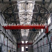 LDA model electric single beam overhead crane