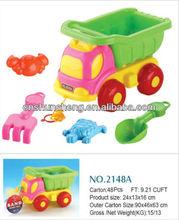 divertido juguete de verano juguete del verano con de jardinera de playa