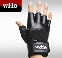 Fitness & Workout Gym Gloves with Wrist Wrap Support