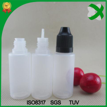 plastic vacuum bottle for e liquid cig tobacco tar