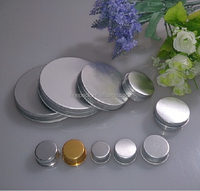 Aluminum Lids For Jars For Packaging
