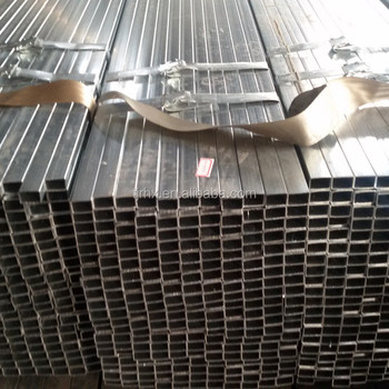 hebei shangfang thin wall pre galvanized pipe