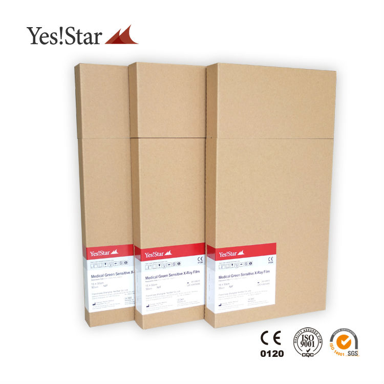 CE and ISO approved, dental panoramic x ray film processor from YesStar