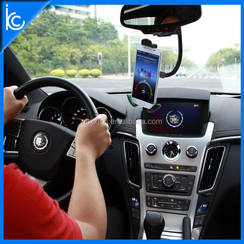 Mobile phone holder, car phone holder
