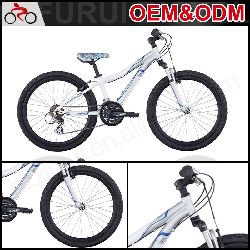 24 inch colourful mtb aluminum e mountain bike