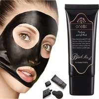 Deep Cleansing Moisturizing Whitening Facial Acne Treatment Peel Off Black Mask Cream