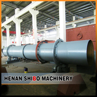 Superb Coal Ash Dryer Machine with Low Drying Cost