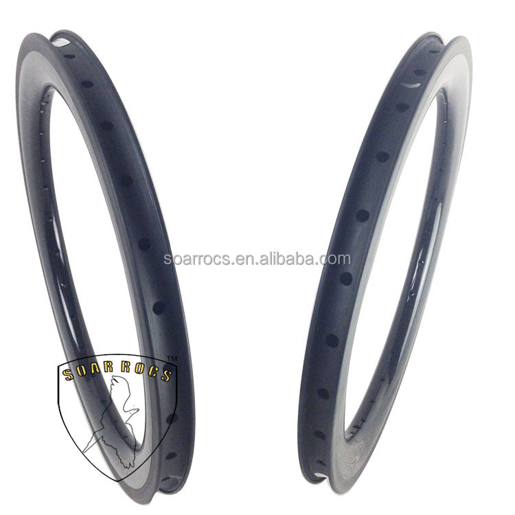 "BMX bicycle 18"" 40mm clincher U shape 25mm width kid bicycle parts18inch bicycle kid rims"