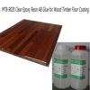 Automatic Anti-foaming, Automatic Level, Cured Without Ripples Epoxy Resin Coating and Paint Glue for Wood and Timber Floor