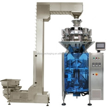 Foshan factory price high speed collar type dried green bean horse been packing machine with dual servo motor system and CE