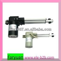 Hospital bed accessory magnetic linear actuator