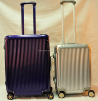 smart bluetooth aluminum frame luggage