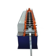 hot sales global panel multi-level pallet rack roll forming machine for omega elevator ceiling keel