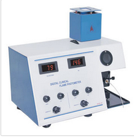 Flame photometry for laboratory analytical instruments