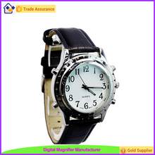 Wholesale Digital Wrist Watch for Blind People and Old Man Talking Watch
