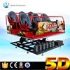 Hot Sale 5d Cinema 5d Theater