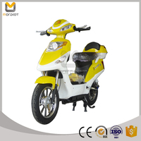 Fashion Mini Speedway Two Wheels Electric Moped With Factory Sale